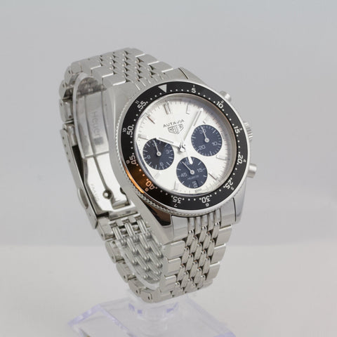 TAG Heuer Autavia Jack Heuer 85th Birthday Edition CBE2111.BA0687 - FLÂNEUR