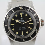 Tudor 1978 Royal Canadian Navy Issue Milsub 9401/0 with Bracelet - FLÂNEUR