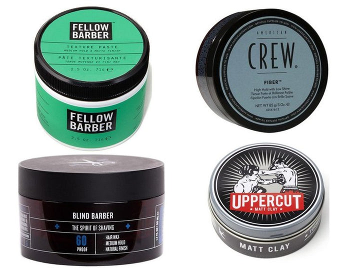 Pomade vs Clay vs Paste: Is There a Difference?