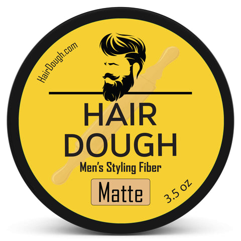 PICTURE OF HAIR DOUGH FIBER