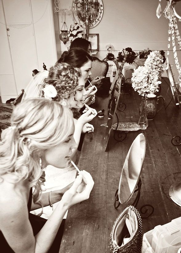 Wedding Makeup 101: Touch up Kits