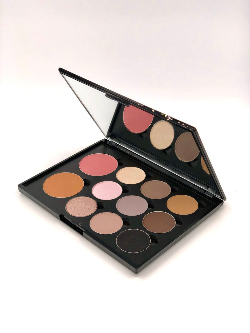 The Glamorous Bride: Eyeshadow palette