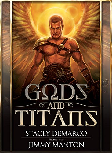 Gods and Titans Oracle Deck