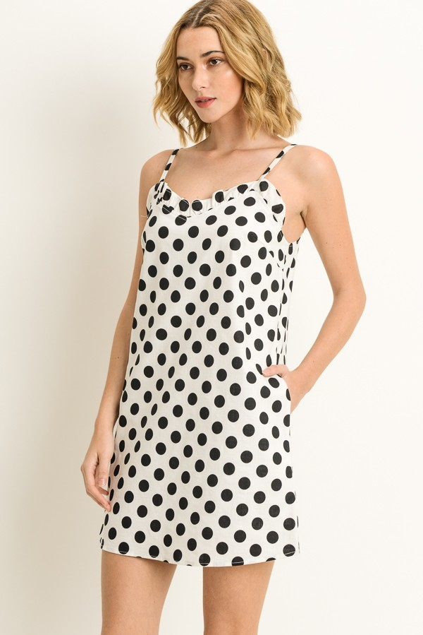 Polka Dottie Fever Dress