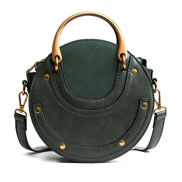 Vintage Moon Shoulder Bag