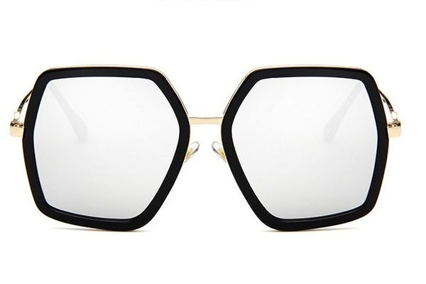 Square Biz Luxe Sunglasses