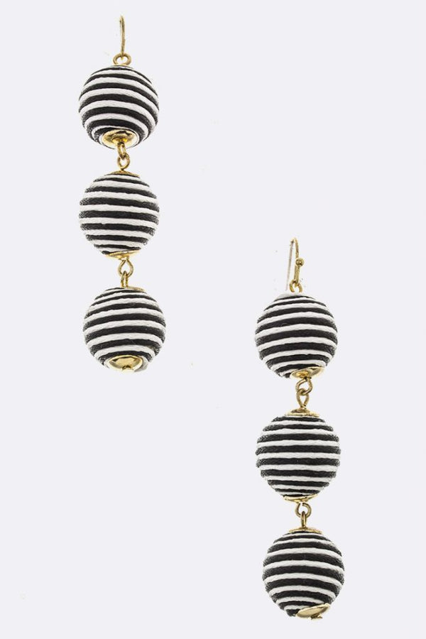 Ace Dangle Earrings