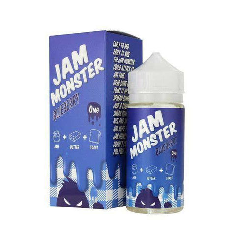 Jam Monster - Blueberry - Vape Luxury