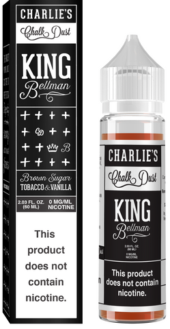 Charlie's Chalk Dust - King Bellman - Vape Luxury