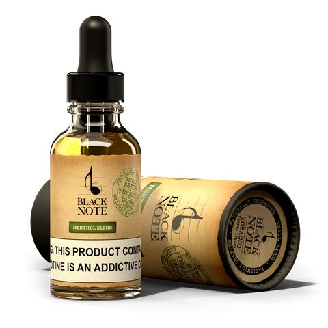 Black Note - Menthol Blend (Solo) - Vape Luxury