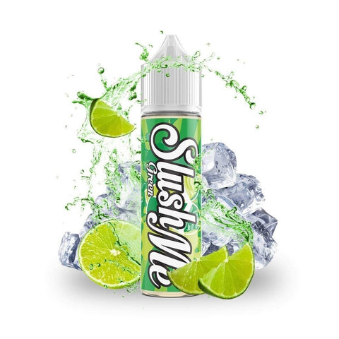 Slush Me - Green - Vape Luxury