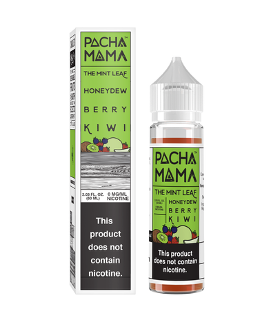 Charlie's Chalk Dust - Pachamama Mint Honeydew Berry Kiwi - Vape Luxury