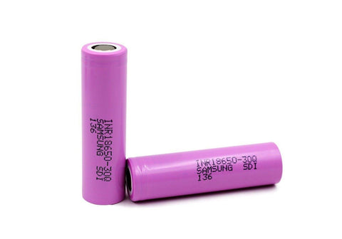Samsung 30Q 3000mah Battery - Vape Luxury