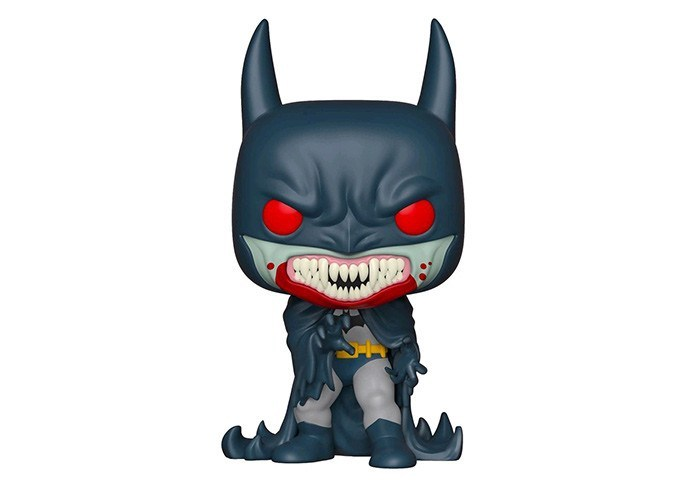 (Pre-Order) POP HEROES: Batman 80th - Red Rain Batman (1991)