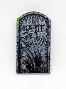 Zobie Fright Pack Exclusive Cabin 13 Pet Sematary Magnet - Gage