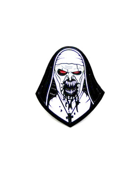 Zobie Fright Pack - The Nun Fan Art Inspired Lapel Pin - Variant