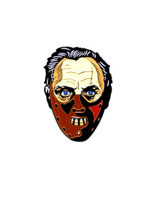 Zobie Fright Pack - Silence of the Lambs Art Inspired Lapel Pin