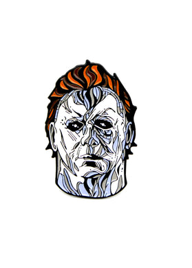 Zobie Fright Pack - Halloween Fan Art Inspired Lapel Pin