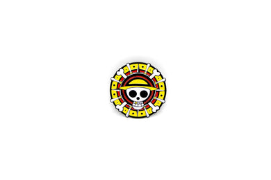 Zobie Anime - One Piece - Fan Art Inspired Lapel Pin