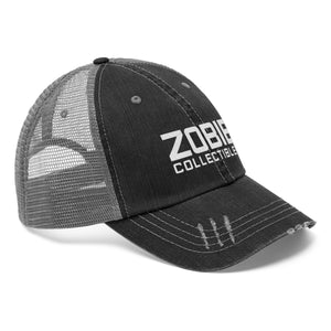 Zobie Collectibles Unisex Trucker Hat