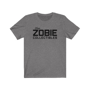 Zobie Collectibles Unisex Jersey Short Sleeve Tee