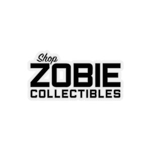 Zobie Collectibles Kiss-Cut Stickers