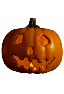 (Pre-Order) Halloween - Light Up Pumpkin Prop