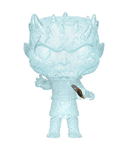 (Pre-Order) Game of Thrones Funko Pop! Crystal Night King w/ Dagger in Chest