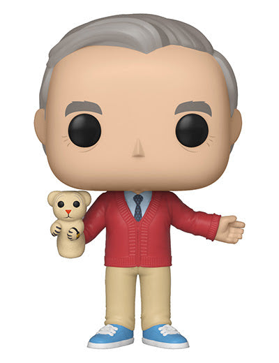 (Pre-Order) Funko POP! Movies: A Beautiful Day in the Neighborhood - Mr. Rogers