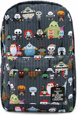 Nightmare before Christmas Chibi Backpack