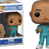 Scrubs - Turk #738 Pop