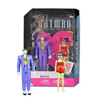 Animated Joker And Harley - 2 Pack