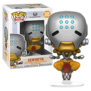 Overwatch - Zenyatta Pop! Vinyl #305