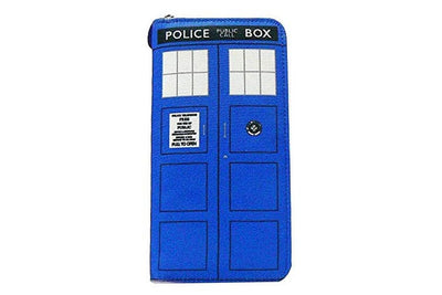 Doctor Who - Tardis Clutch Purse