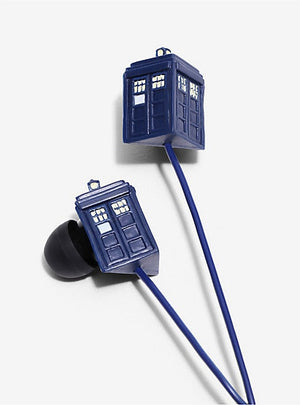 doctor who ear buds