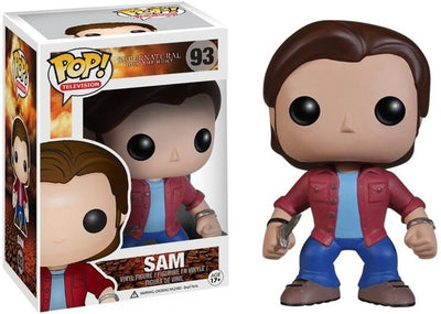 Supernatural - Sam Pop Vinyl