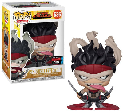 My Hero Academia - Hero Killer Stain Pop! Ny19 Rs