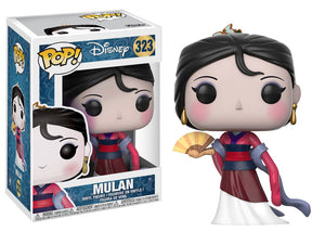 Pop - Disney - Mulan #323