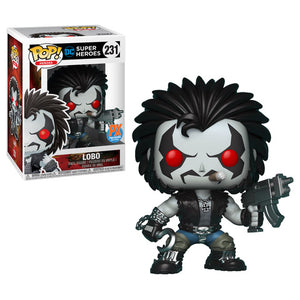 Pop - Dc Super Heroes - Lobo #231