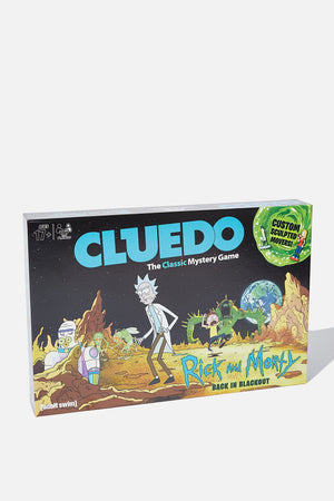 Rick and Morty - Cludo