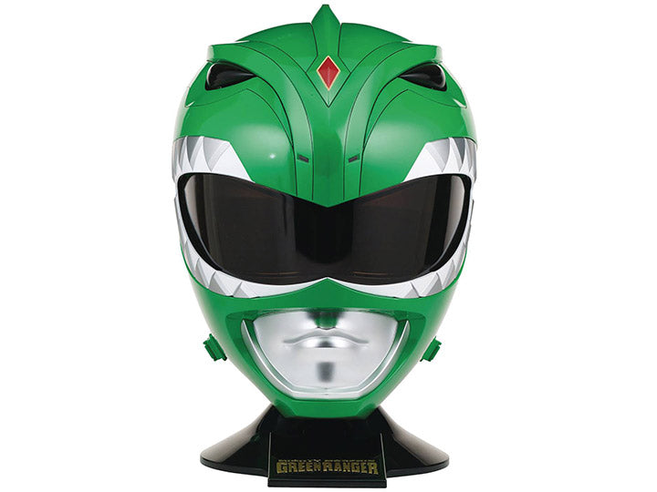 Power Rangers Green Helmet