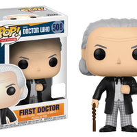 2017 Ny Convention Pop Vinyl # 508 Dr Who The First Doctor