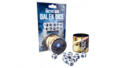 Doctor Who - Dalek Dice Game