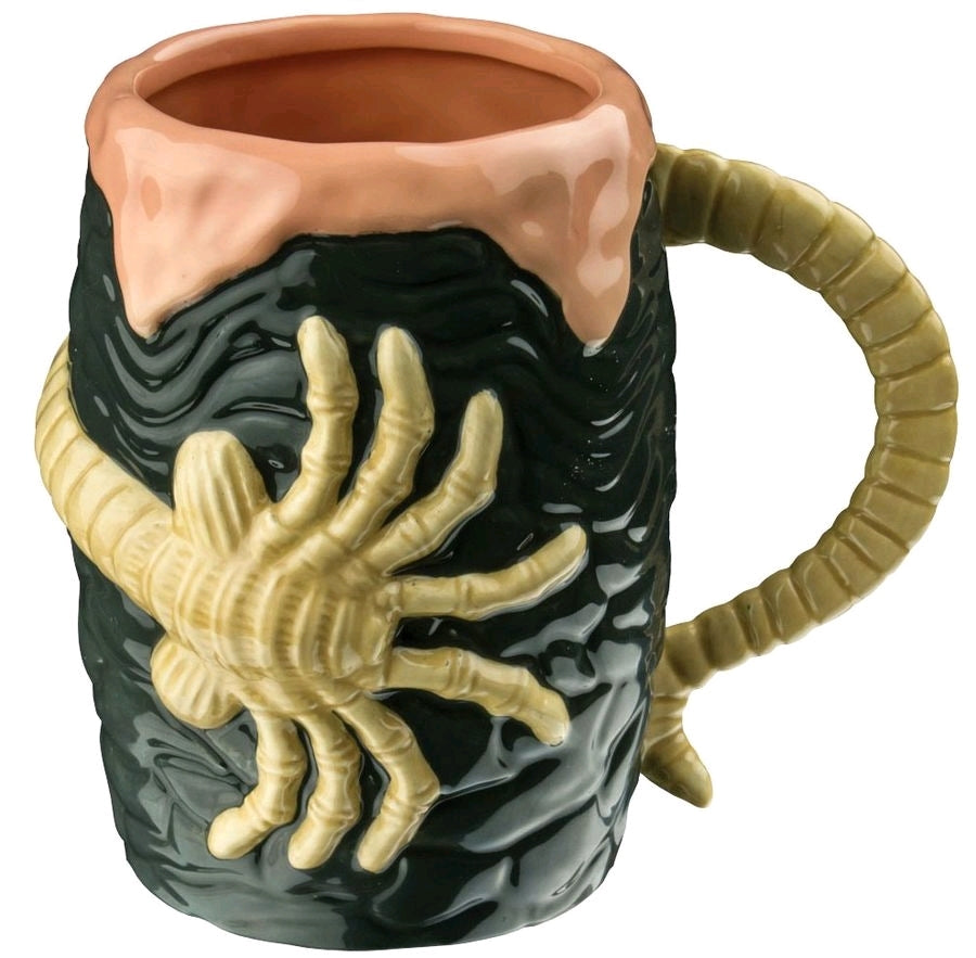 Facehugger Egg 3D Mug
