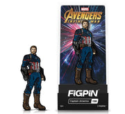 Avengers Assorted FIGPIN Enamel Pin - Captain America