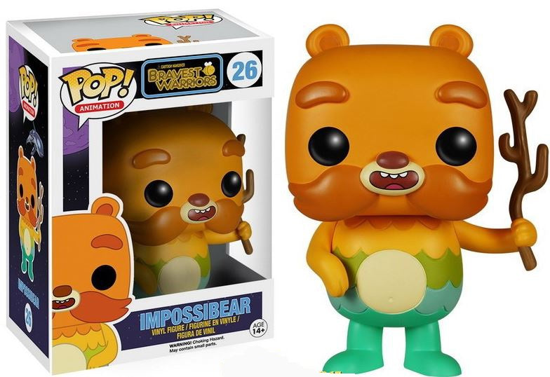 Bravest Warriors - Impossibear Pop! Vinyl #26