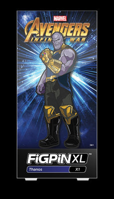Marvel Avengers: FIGPIN Thanos XL Pin