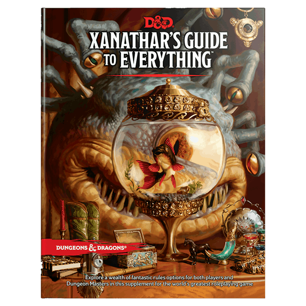 Xanthers Guide To Everything