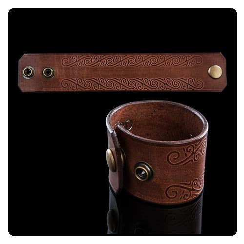 Lord of the Rings Leather cuff