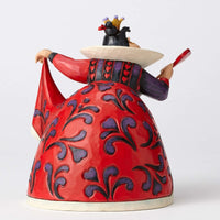 Royal Recreation - Queen Of Hearts Statue - Disney Traditions